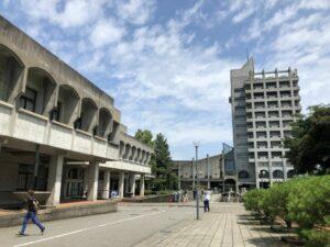 金沢工業大学にて講演(しっぽコール)